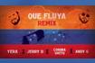 Que Fluya Remix / Lyric video