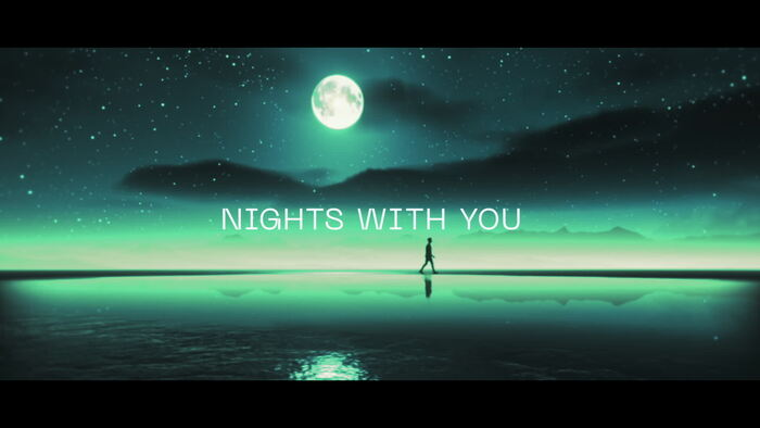 Nights With You Harrison Remix  Lyric Video