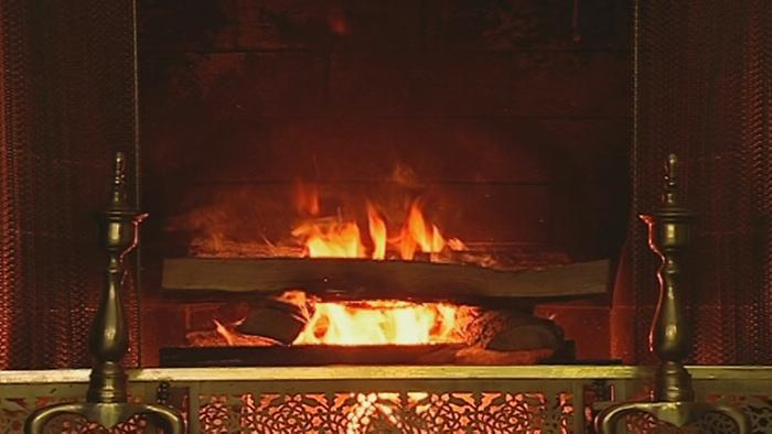 Have Yourself a Merry Little Christmas Christmas Classics The Yule Log Edition