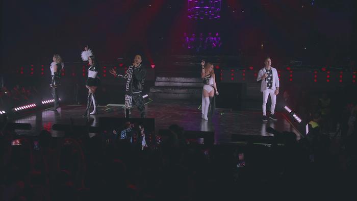 Malherido En Vivo  90s Pop Tour Vol 3