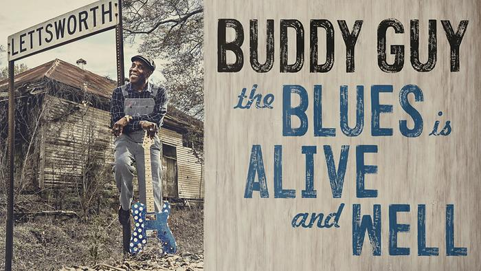 The Blues Is Alive And Well Audio