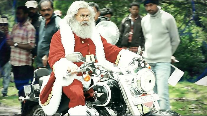 Santa Superstar  Lyrical