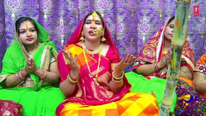Chhathi Aili Naihar