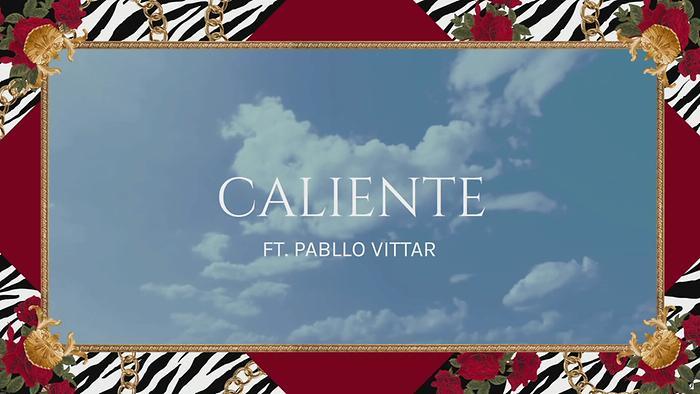 Caliente Animated Pseudo Video
