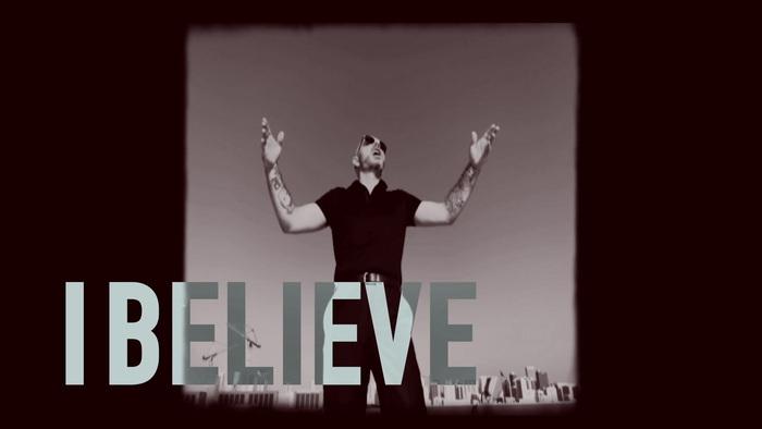 I Believe That We Will Win World Anthem Lyric Video