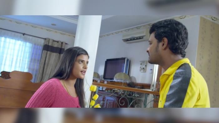 Aishwarya Challenge Movie Official Trailer