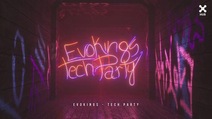 Tech Party Pseudo Video