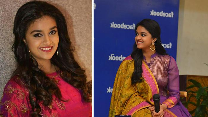 Keerthy Suresh Opens Up About Marriage