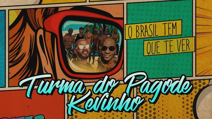 O Brasil Tem Que Te Ver Áudio Oficial