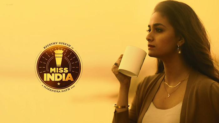 Keerthy Suresh New Movie Titled Miss India