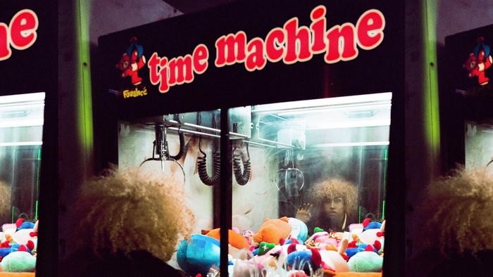 time machine Audio