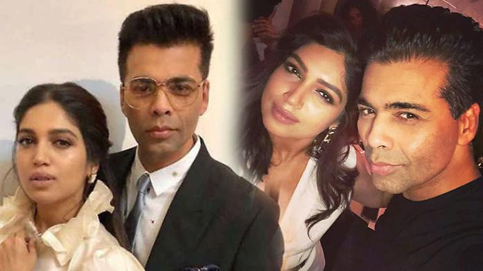 Bhumi On Working With KJo