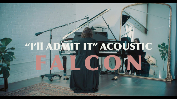 Ill Admit It Piano Sessions Official Video