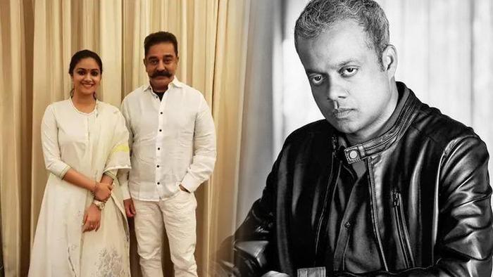 Keerthy Suresh Joins In Vettaiyadu Vilayadu 2 Movie
