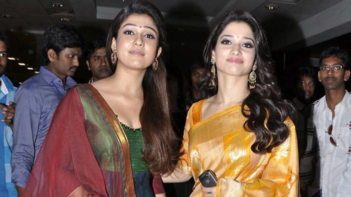 Nayantara And Tamannah In Chiranjeevis 152 Movie