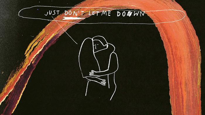 Dont Let Me Down Lyric Video