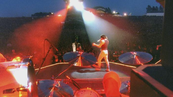 Fire Your Guns Live at Donington August 1991