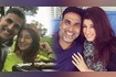 Twinkle Khanna Shares Pictures From Akshay Kumars Birthday