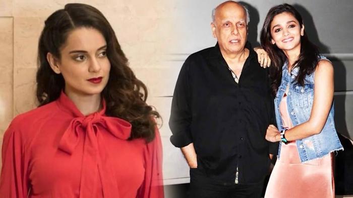 Alia Bhatts Cryptic Response To Kanganas Statement Against Mahesh Bhatt