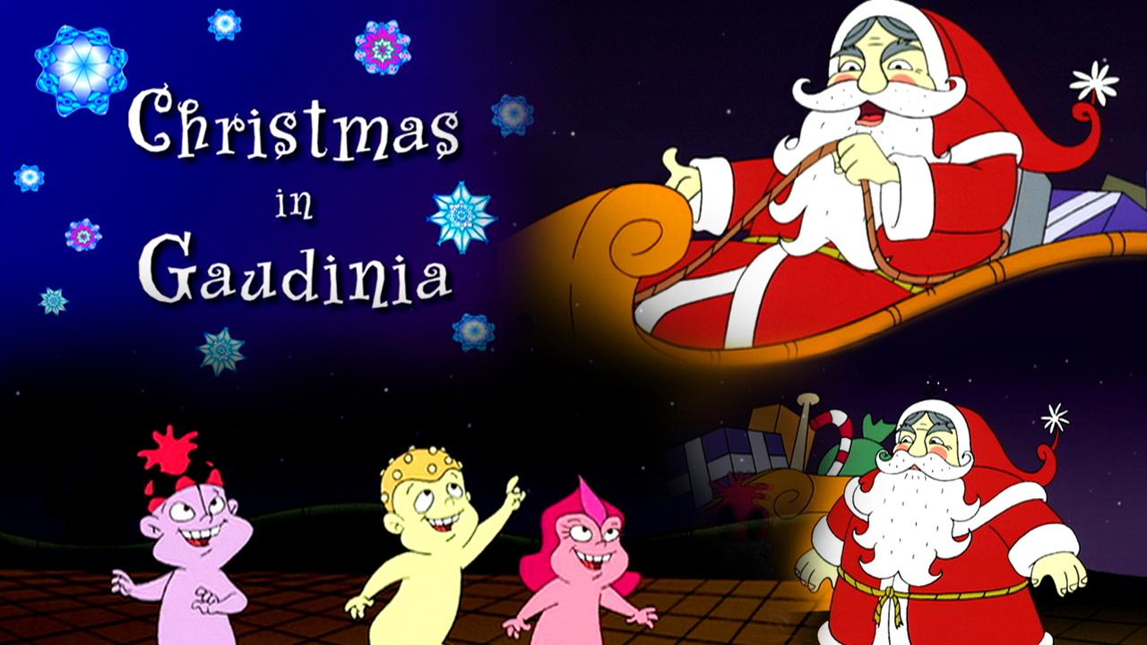 Christmas In Gaudina