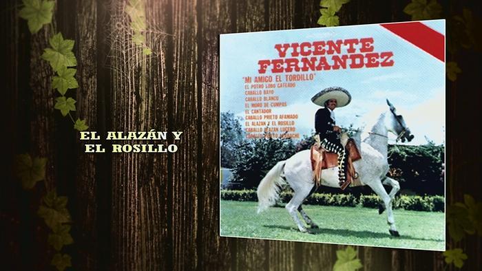 El Alazán y el Rosillo Cover Audio