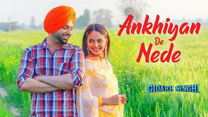 Ankhiyan De Nede