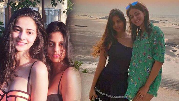 Ananya Pandey Wishes Suhana Khan On Her Bday