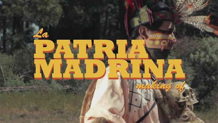 La Patria Madrina Making of
