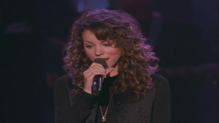 Love Takes Time From Mariah Carey Live