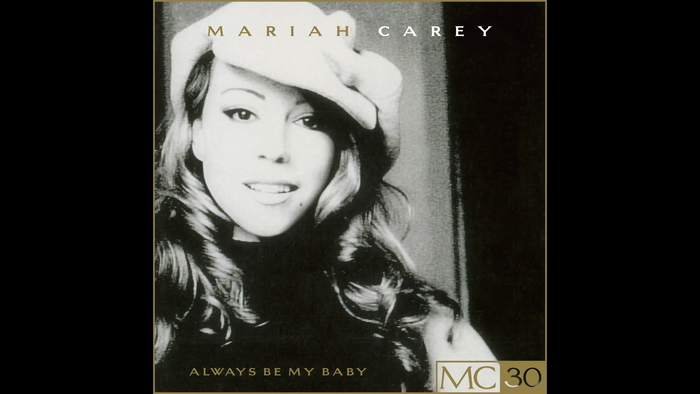 Always Be My Baby Live at Madison Square Garden  October 1995  Official Audio