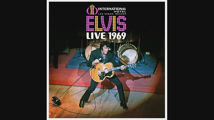 Suspicious Minds Live at The International Hotel Las Vegas NV  82569 Dinner Show  Audio