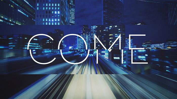 Come Back To Me Lyric Video