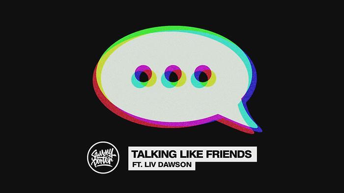 Talking Like Friends Audio